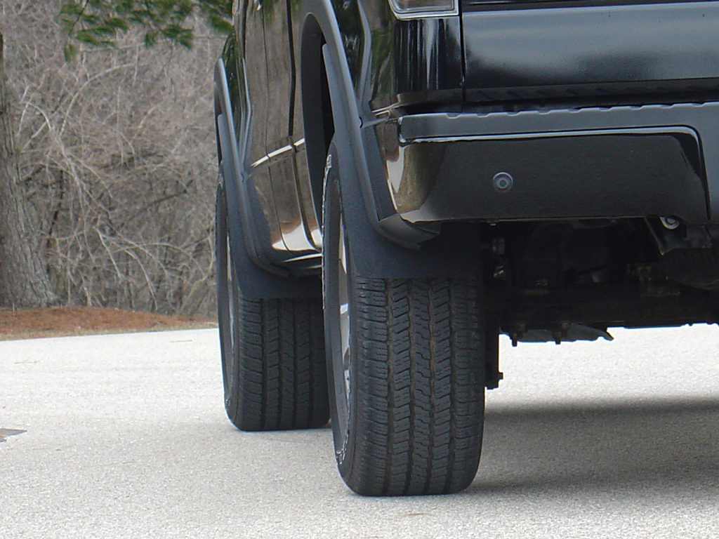 Jaeger Brothers F  Stone Guards Provides Extended Stone Protection Farther Up The Fender