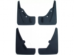 2005-2009 Mustang GT Splash Guards, Full Set