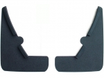 05-09 Mustang GT/Bullitt Jflaps (Stone guards), Rear