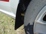2006 Mustang GT Right side Rear, Jflaps (Mudflaps) JFM05-B4