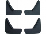 67-68 Mustang Jflaps (Stone Guards) Full Set, JFM67-A4