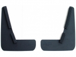 1999-2004 Mustang Splash Guards, Rear