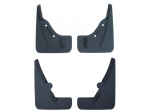 2007-2009 Mustang GT500, CS Splash Guards, Full Set