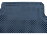 05-09 OEM Ford Mustang Floor Mat, Back Close up