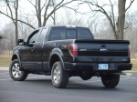 2011 F150 FX4 Stone Guards by Jaeger Brothers (not Mud Flaps)