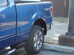 Jaeger Brothers Stone Guards, installed on a 2009 F150 XLT.