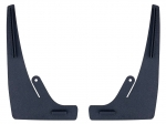 2020 Mustang GT500 Splash Guards, 2 pc set, Front Only